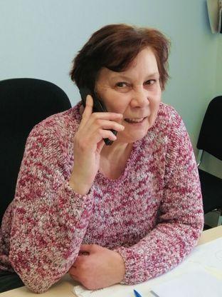 Brigitte Wunderlich, Leiterin Beratungsstelle Pflege und Demenz